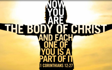 Image result for the body of Christ catholic