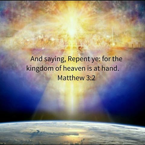 Image result for Matthew 3:2